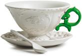 Seletti I-Wares Porcelain Tea Set - Green