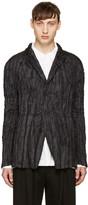 Issey Miyake Reversible Black Down Torus Jacket