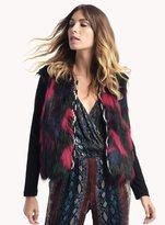 Ella Moss Maud Faux Fur Jacket