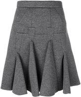 Antonio Berardi godet skirt - women - Modal - 38