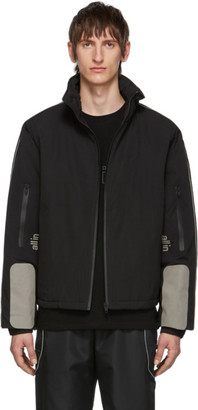 all in Black Astro Jacket