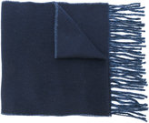 Polo Ralph Lauren frayed scarf