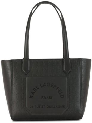Karl Lagerfeld Paris K/Journey tote
