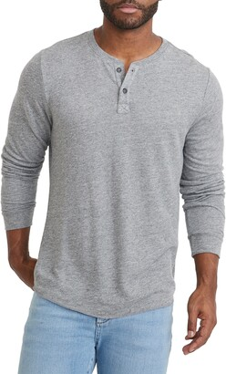 Marine Layer Double Knit Henley