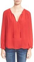 Joie Women's 'Odelette' Silk Shirt