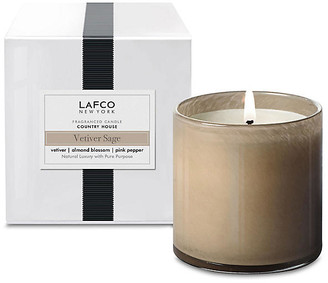 Lafco Inc. Classic 6.5 oz Candle - Vetiver Sage