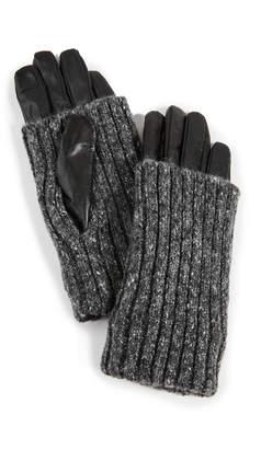 Carolina Amato Overlay Texting Gloves