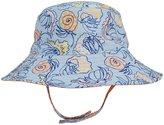 Patagonia Sun Bucket Hat (Baby/Toddler) - Peach Sherbet-6 Months