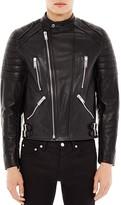 Sandro Motorhead Leather Jacket