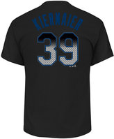 Majestic Men's Kevin Kiermaier Tampa Bay Rays Carbon Fiber Player T-Shirt