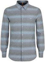 Missoni Blurred Stripe Shirt