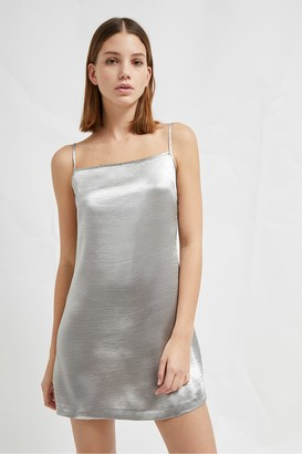 French Connection Kate Shine Strappy Mini Dress