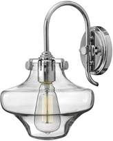 Hinkley Lighting Congress Curved Chrome Sconce