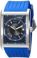 Swiss Legend Men's 40012-01-BLA Limousine Analog Display Swiss Quartz Blue Watch