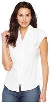 Scully Cantina Elaina Cap Sleeve Top Women's Clothing