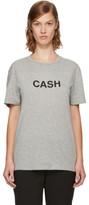 6397 Grey cash Boy T-shirt