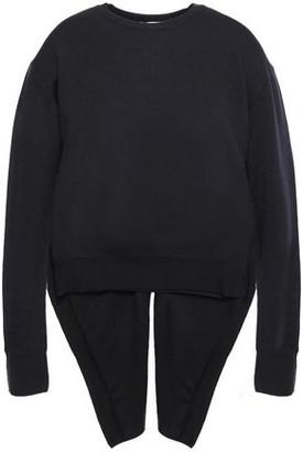 Cédric Charlier Asymmetric Wool Sweater