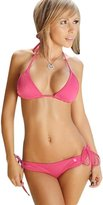 Marrikey Women Casual Bikini Push-up Bandeau Bra Bandage Bathing Suit Swimwear