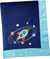 NoJo Out of this World Fleece Blanket