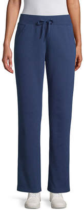 ST. JOHN'S BAY SJB ACTIVE Active Basic Fleece Pant- Tall
