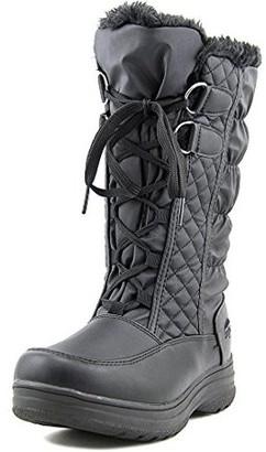 totes Women's Donna Inside Zip Winter Boot Wide Width