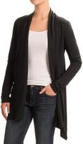 Gramicci Enza Wrap Sweater - UPF 20, Hemp-Organic Cotton (For Women)
