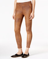 Free People Let Go Faux-Leather Leggings