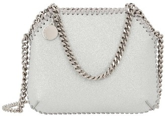 Stella McCartney Glitter mini shoulder bag
