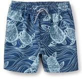 Tea Collection Infant Boy's Ishigaki Swim Trunks