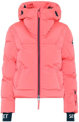 Jet Set Julia padded ski jacket