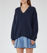 Reiss Rae V-Neck Jumper