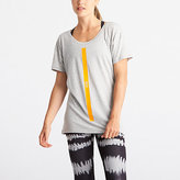 Lucy Graphic Top Tee Bar Logo