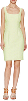 Nanette Lepore Demure Tweed Fitted Dress