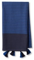 Threshold Navy Stripe Kitchen Towel