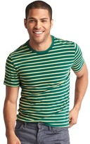 Gap Vintage wash small stripe tee