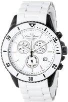 Lucien Piccard Women's LP-93609-BB-22 Mocassino Analog Display Swiss Quartz White Watch