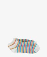 Forever 21 Rainbow Ankle Socks