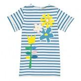 Stella McCartney Sale - Isabella Floral Striped Dress