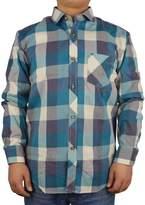 PHOENISING Men's Flannel Plaid Shirt Long Sleeve Casual shirts