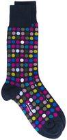 Paul Smith dot pattern socks