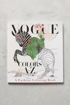 Anthropologie Vogue Colors A to Z