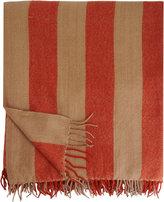 Armand Diradourian Circus Stripe Throw