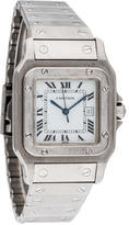 Cartier Santos Galbée Watch
