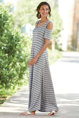 Soft Surroundings Electra Maxi Dress