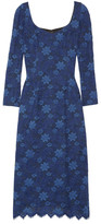 L'Wren Scott Stretch-lace dress