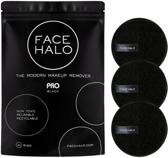 Face Halo Pro Makeup Remover Pads (Pack Of 3)