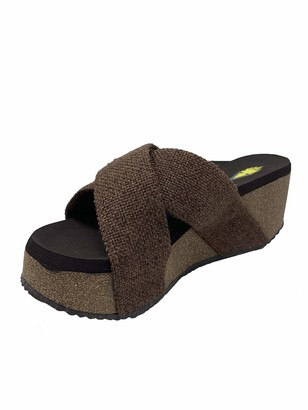 Volatile Women's Newcastle Wedge Sandal