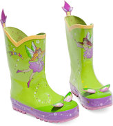Kidorable Little Girls' Fairy Rain Boots