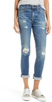 Rag & Bone Women's The Dre Slim Boyfriend Jeans