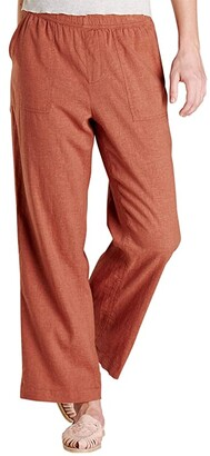 Toad&Co Taj Hemp Pants (Coconut Shell) Women's Casual Pants